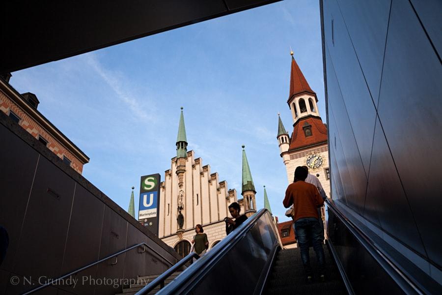 Marienplatz Subway