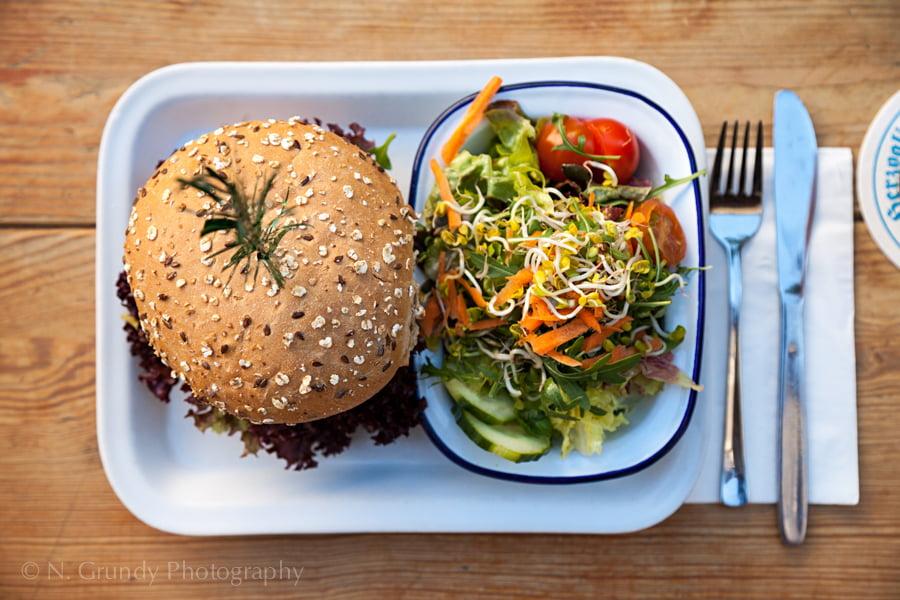 Munich 72 Burger