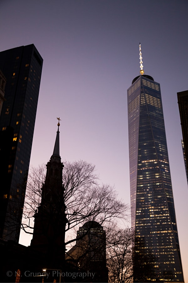 New World Trade Center