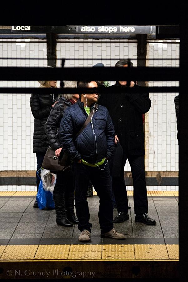 Subway Passengers 2