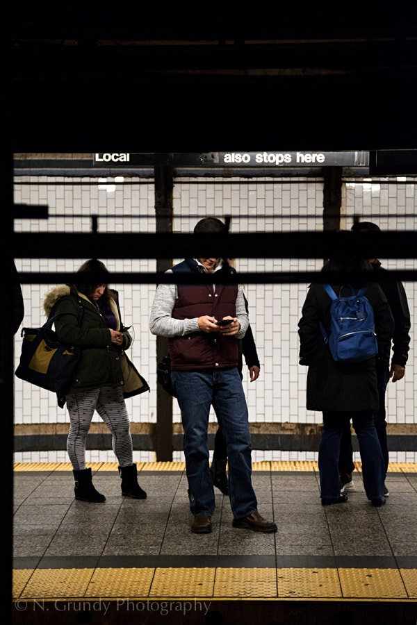 Subway Passengers 1