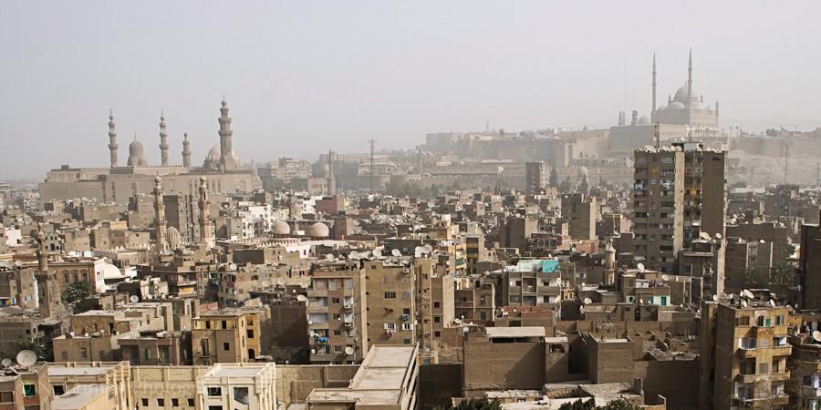 Saladin's Citadel, Cairo