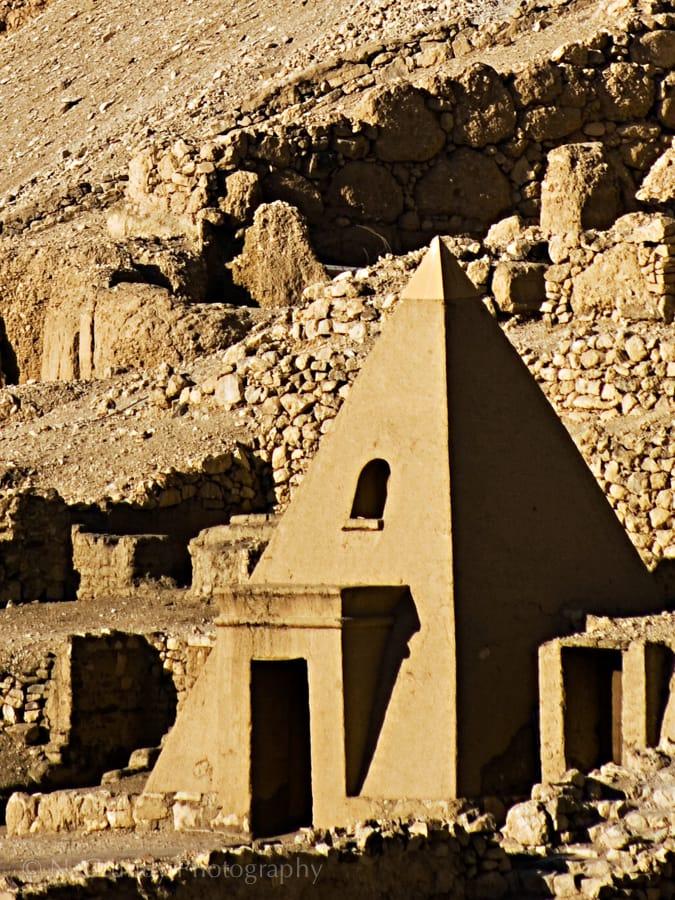 Deir Al Medina Workers Tomb