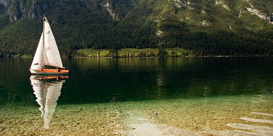 Lake Bohinj Summer
