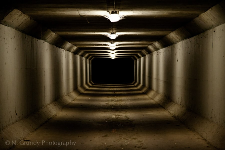 Tunnel Photograph