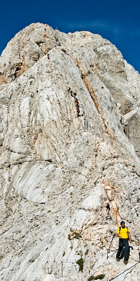 Mount Triglav Ascent