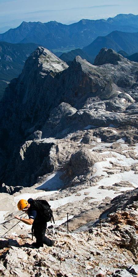 Mount Triglav Descent 2