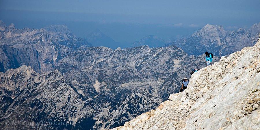 Mount Triglav Descent 1