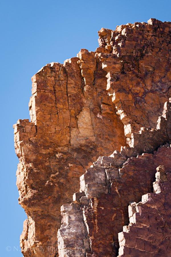 Ochre Pits Australia Photograph