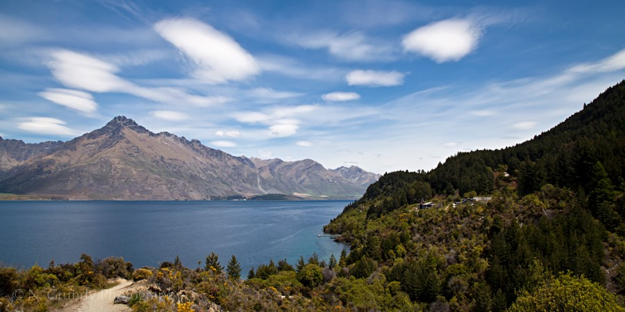 Photo of Clouds over Lake Wakatipu