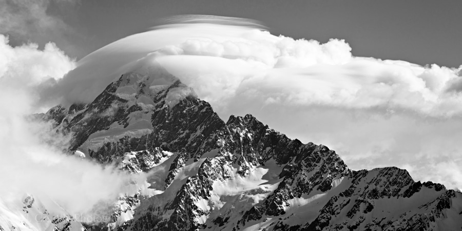 Photo of Clouds over Mount Cook Clouds