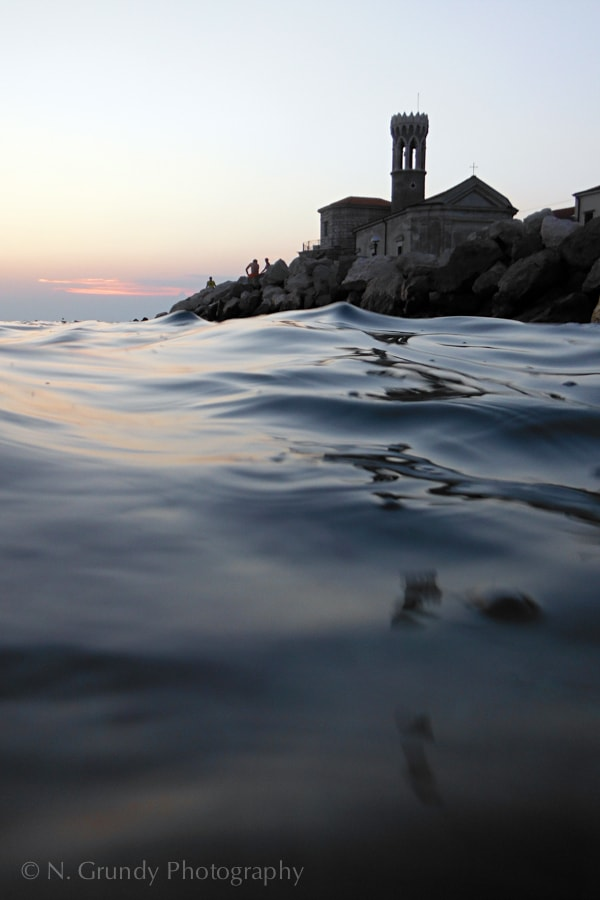 Piran Lighthouse
