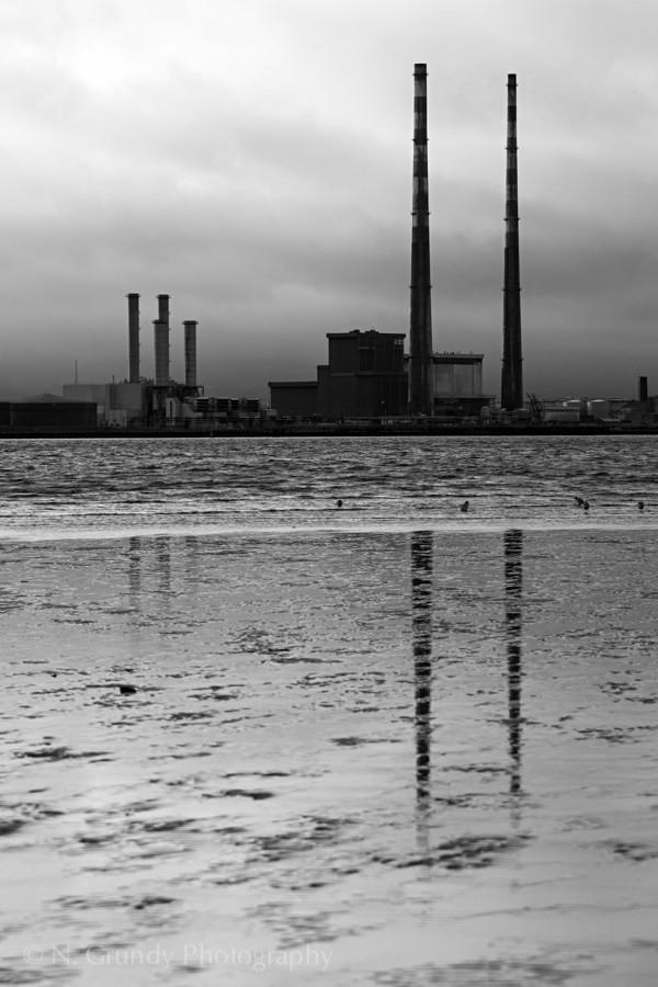 Pool Beg Reflection Dublin Photo