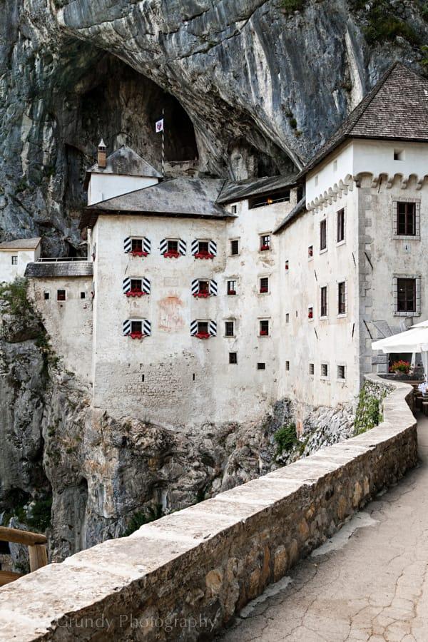 Predjama Cave Castle