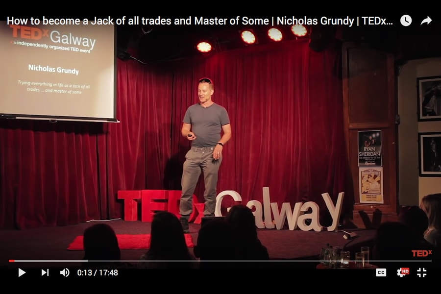 Professional Photographer Talks Ireland