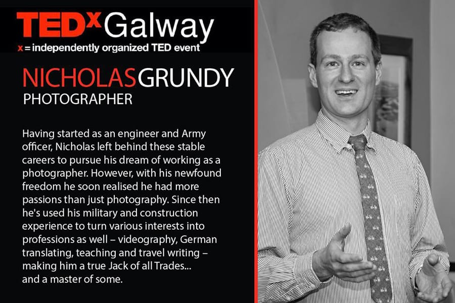 Professional Photography Speaker Galway