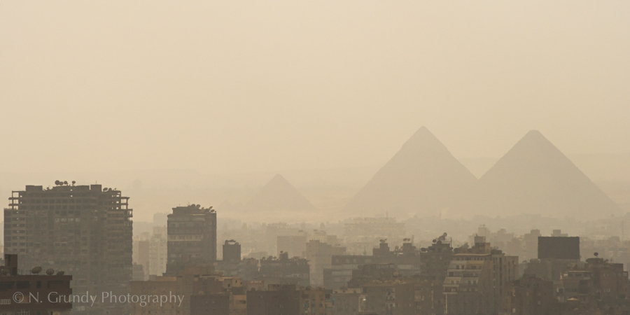 Photo of Pyramids from Zamalek