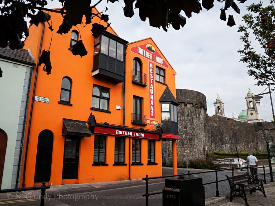 Example of Restaurant from Freelance Real Estate Photographer in Dublin