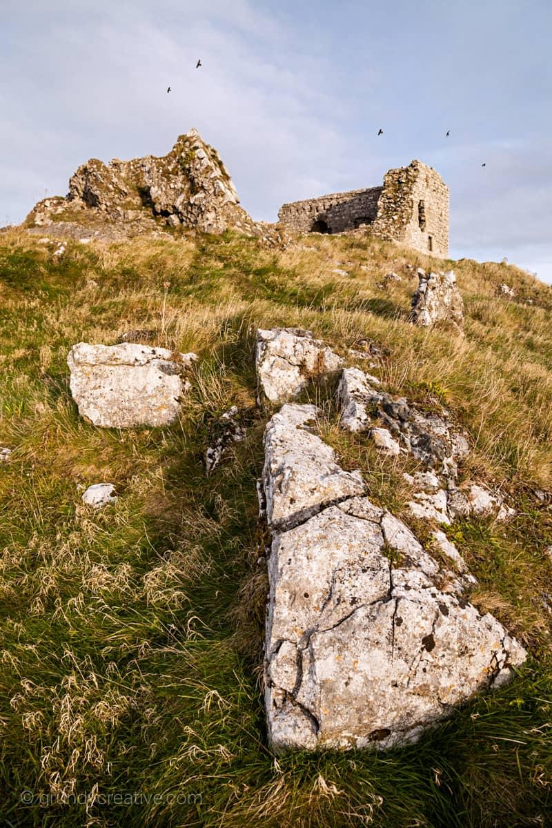 Rock of Dunamaise Ireland Photo