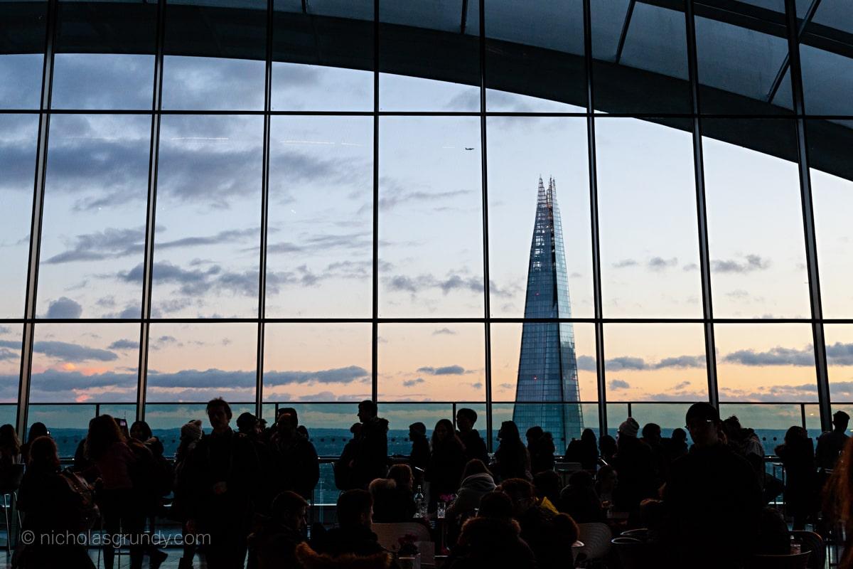 Shard London Photographer