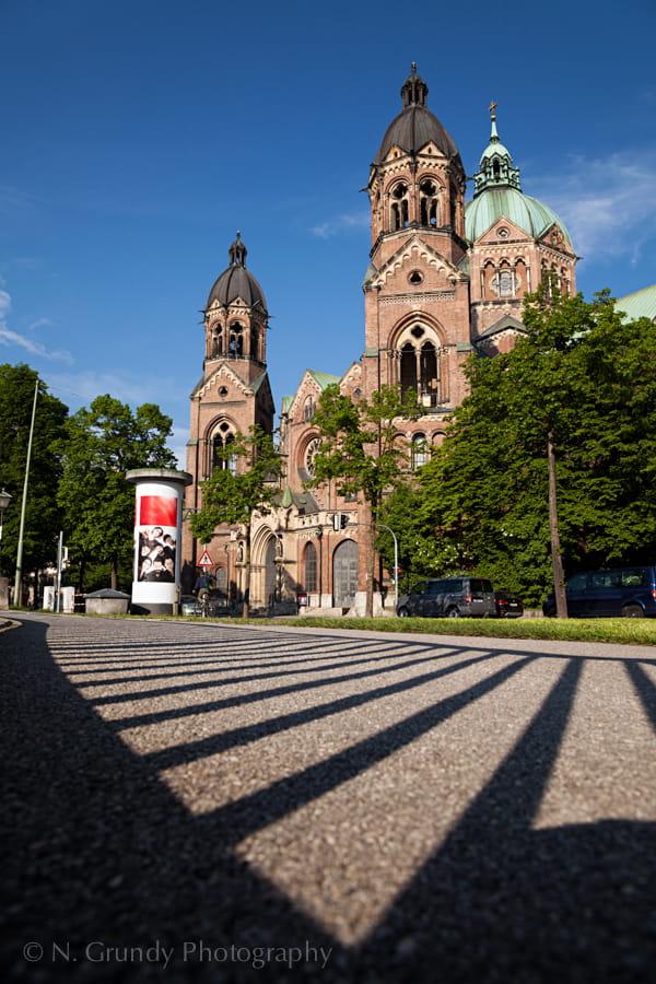 St Lukas Kirche Muenchen