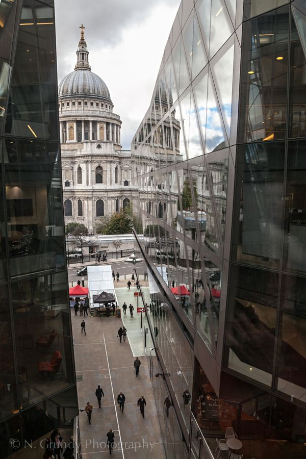 St Paul's Cathedral Reflection