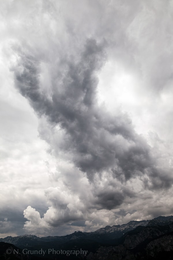 Alpine Storm Cloud