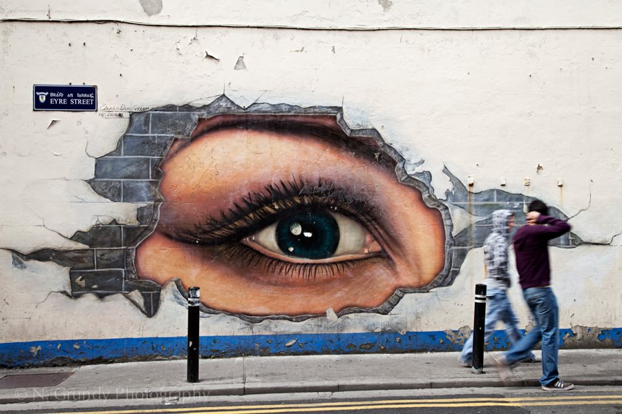 Street Art by Galway Photographer Nicholas Grundy