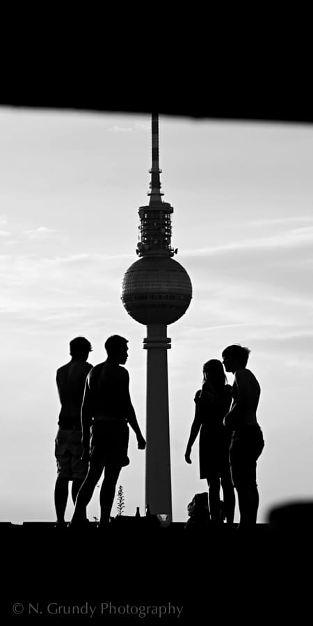 Summer in Berlin Photo