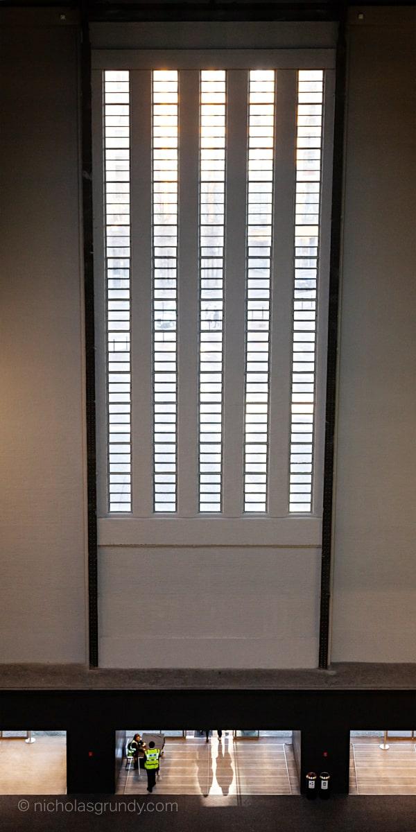 Tate Modern Shadows Photography