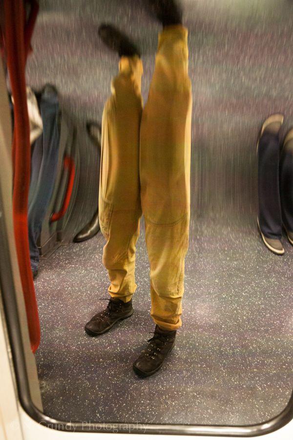 Tube Pants London Photo by Nicholas Grundy Photographer