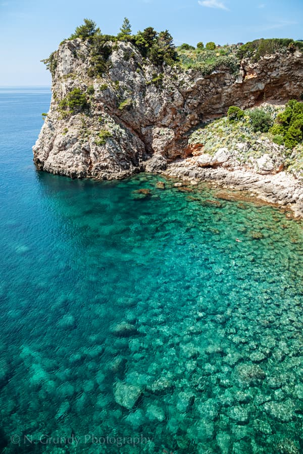 Turquoise Bay Dubrovnik
