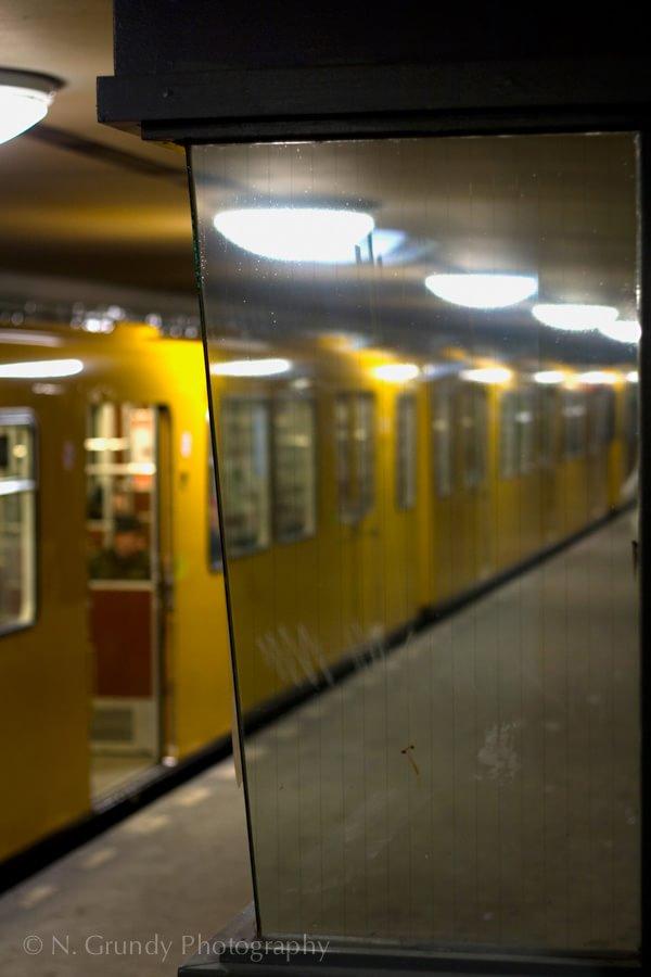U8 Berlin Foto