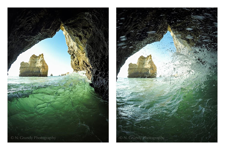 underwater photographer lagos portugal