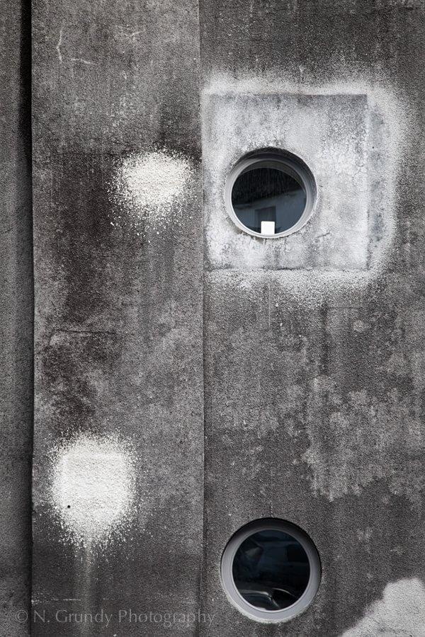 Urban Circles by Nicholas Grundy Photography