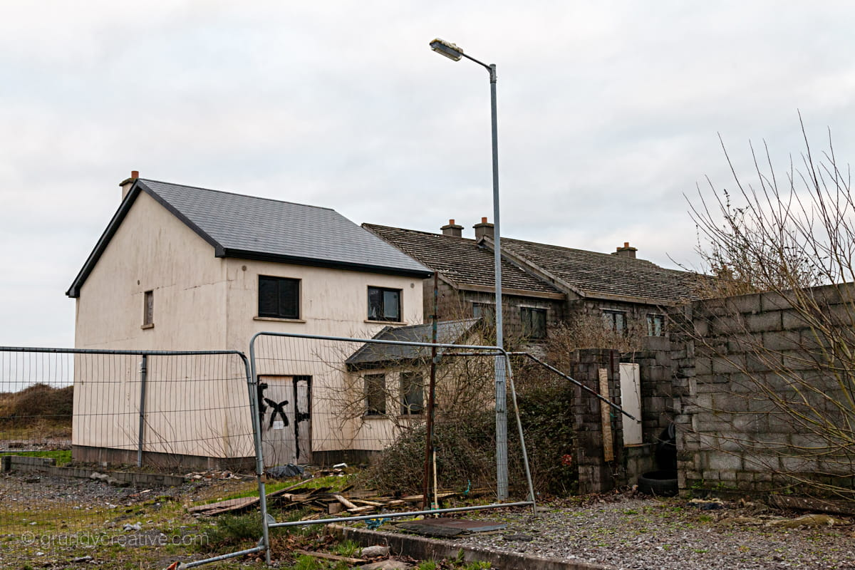 Vacant Houses Ireland Housing Crisis