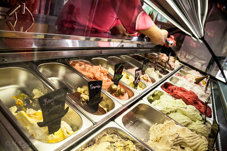 Crazy Ice Cream Maker Munich