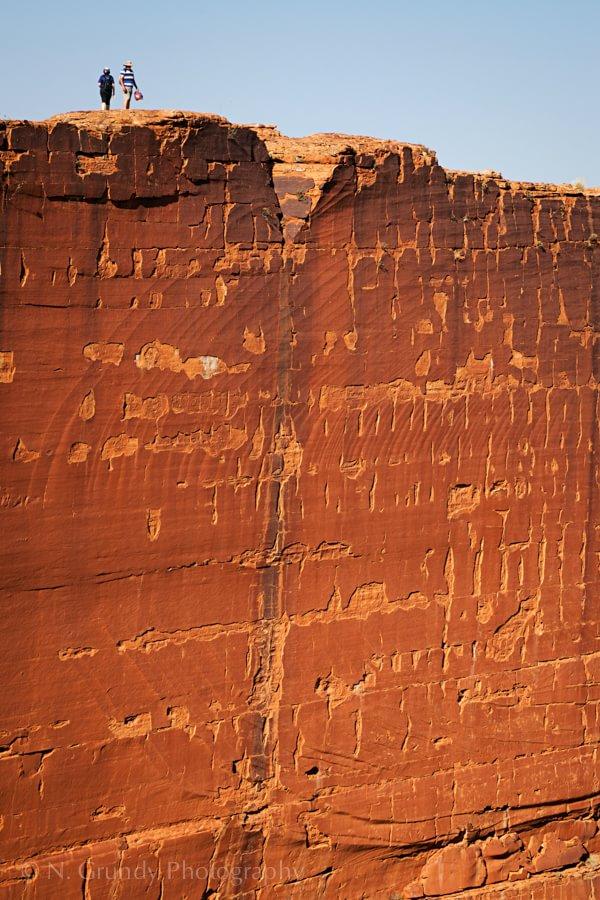 Watarrka King's Canyon Cliffs Photo
