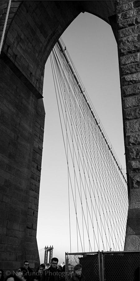 Williamsburg and Brooklyn Bridges